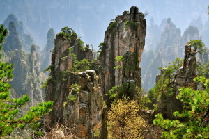 Tianzi-Mountains-China3
