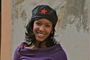 dziewczyna na kubie