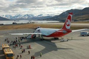 Longyearbyen airport