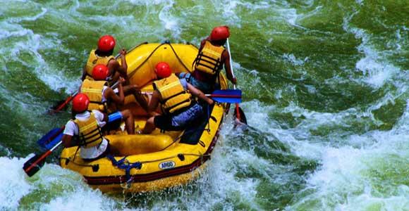 Sri-Lanka rafting