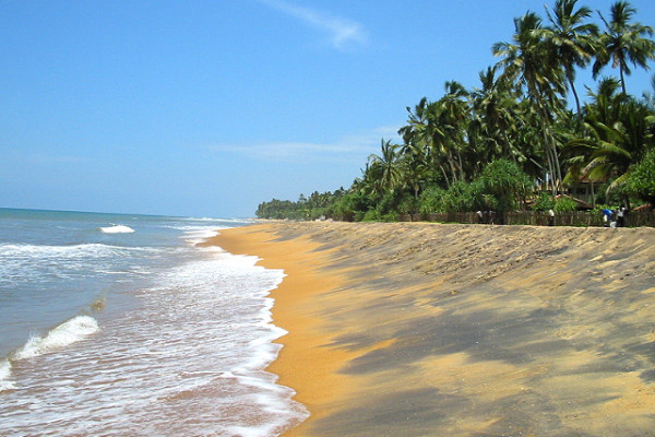 Sri lanka plaże