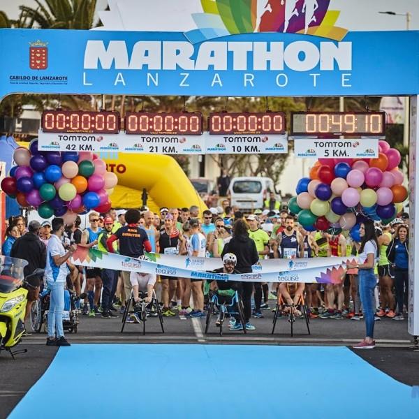 Lanzarote Marathon 2017