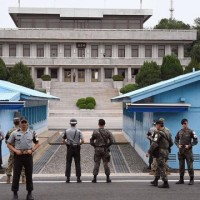Korea Mk Tramping