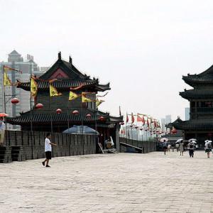 Mur w Xi'an2