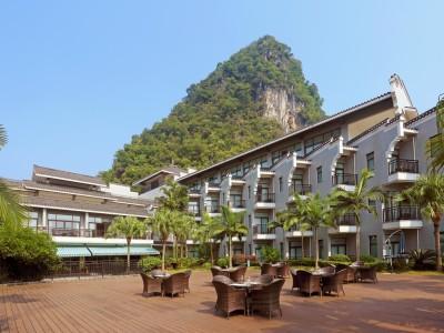 Yangshuo - Green Lotus Hotel 5* 2