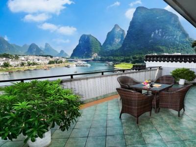 Yangshuo - Green Lotus Hotel 5* 3