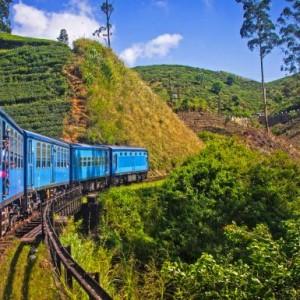 pociag Sri Lanka