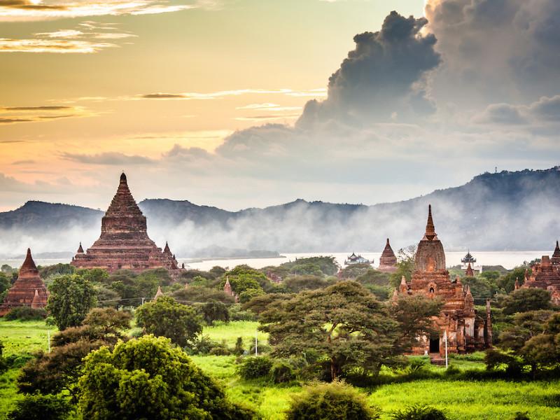 Bagan, Mjanma