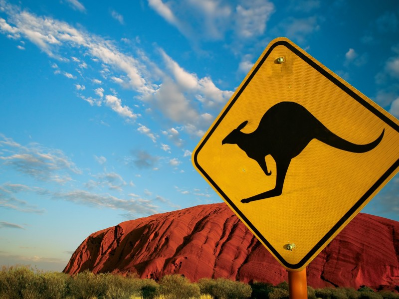 World___Australia_Road_sign_Australia_059780_