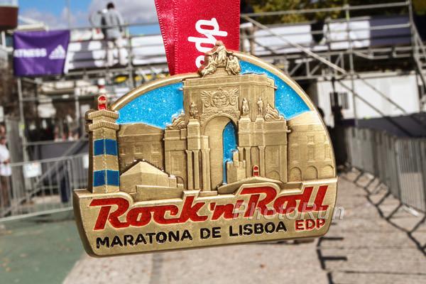 2016 Rock n Roll Lisbon Marathon