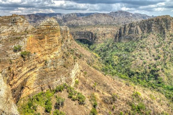 PN Isalo Madagaskar