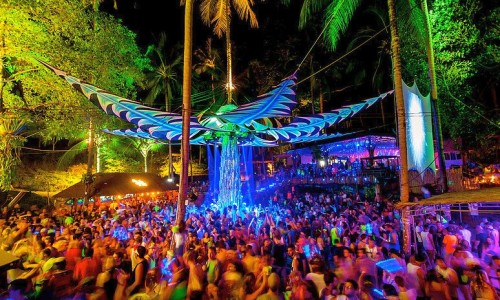 FullMoon Party