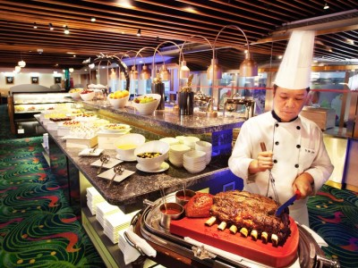 Hongkong - Metropark Hotel Kowloon 4*3